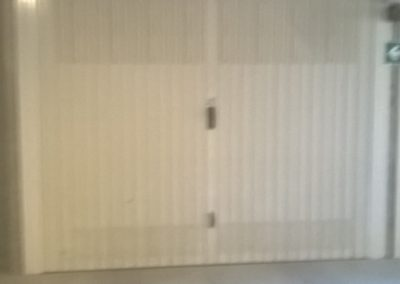 automatizzazione porta basculante