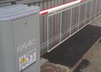 Barriera automatica
