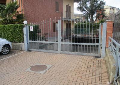 altro cancello faac